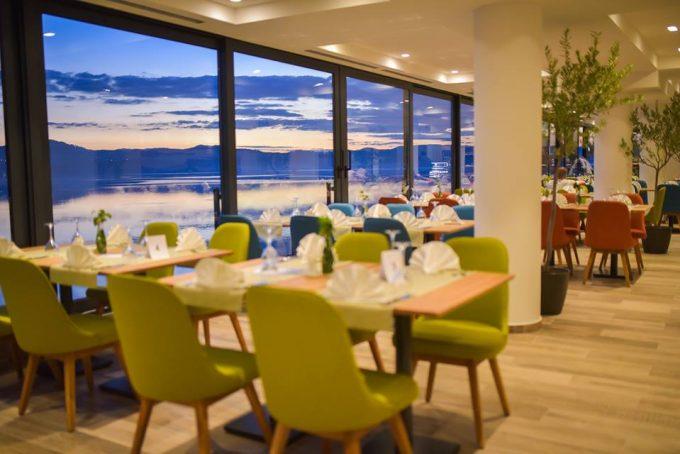 Restoran Jezero i pogled